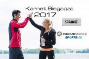 Wprowadzamy Karnet Biegacza 2017