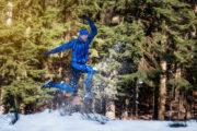 Zimowe weekendowe szkolenia biegowe WOODRUN